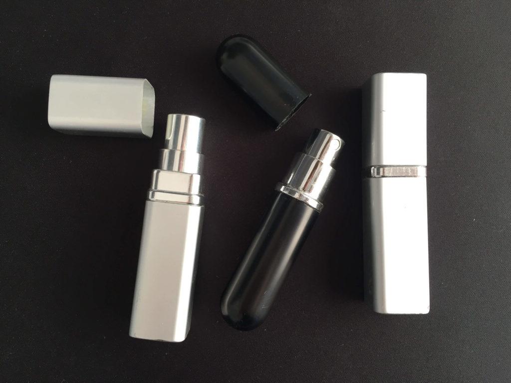 3 Parfum Zerstäuber