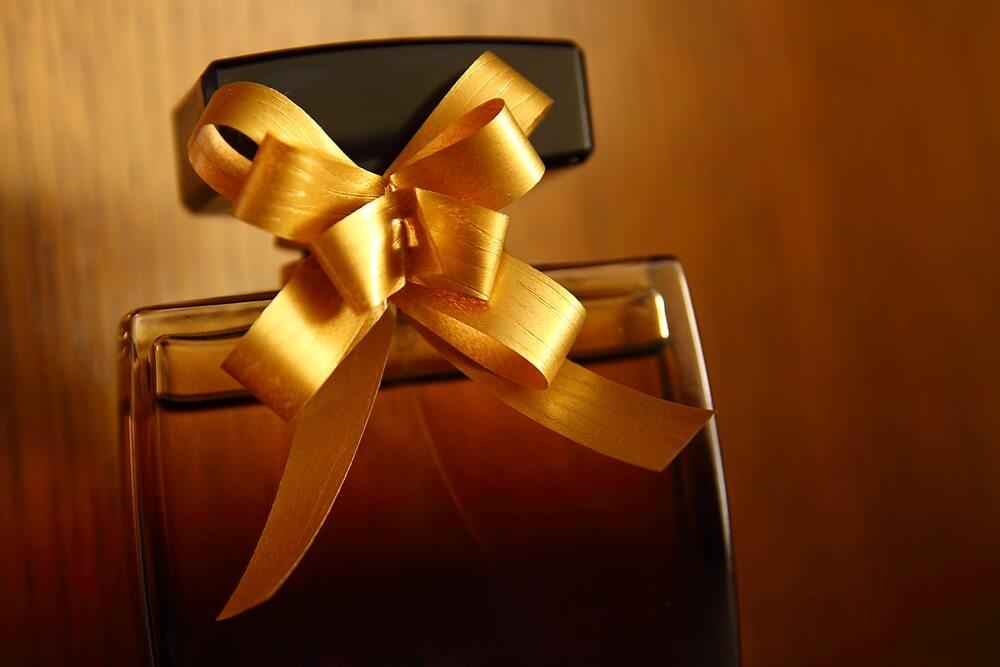 Parfum als Weihnachtsgeschenk